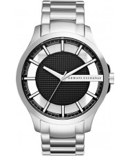 Armani Exchange AX2179 Mens Dress Silver Steel Bracelet Watch