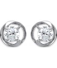 Purity 925 PUR3837ES Ladies Earrings