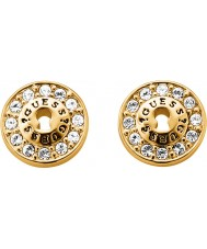 Guess UBE71330 Ladies All Locked Up Earrings