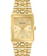 Bulova 97D120 Mens Quadra Watch