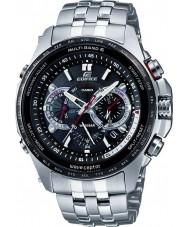 Casio EQW-M710DB-1A1ER Mens Edifice Radio Controlled Solar Powered Watch