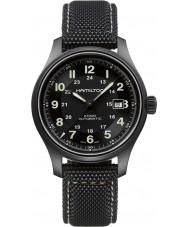 Hamilton H70575733 Mens Khaki Field Watch