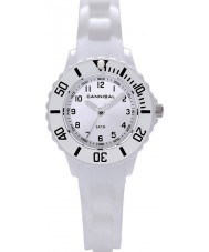 Cannibal CK226-01 Kids White Silicone Watch