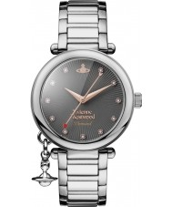 Vivienne Westwood VV006GNSL Ladies Orb Diamond Watch
