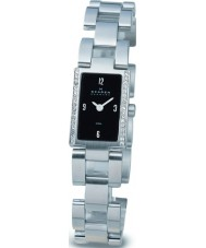 Skagen 499SSXB Ladies  Links Black Silver Watch