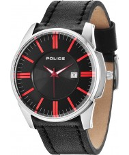 Police 14384JS-02 Mens Governor Black Watch