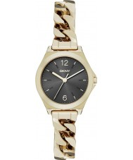 DKNY NY2425 Ladies Parsons Gold Plated Bracelet Watch