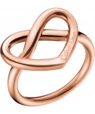 Calvin Klein KJ6BPR100107 Ladies Charming Ring