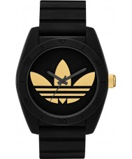 Adidas ADH2912 Santiago Black Gold Watch