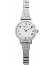 Rotary LBI0761 Ladies Timepieces Steel Expandable Bracelet Watch