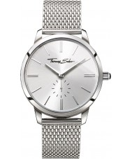 Thomas Sabo WA0248-201-201-33mm Ladies Glam Spirit Silver Mesh Bracelet Watch