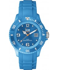 Ice-Watch SI.NBE.U.S.14 Unisex Ice-Forever Trendy Neon Blue Watch
