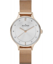 Skagen SKW2151 Ladies Anita Rose Gold Mesh Watch