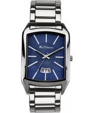 Ben Sherman R790 Mens Blue and Silver Watch