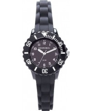 Cannibal CK226-03 Kids Black Silicone Watch