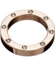 Edblad 82867 Ladies Ida Rose Gold Ring - Size S (XL)