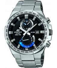 Casio EFR-542D-1AVUEF Mens Edifice Silver Steel Bracelet Watch