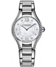 Raymond Weil 5124-STS-00985 Ladies Noemia Silver Steel Diamond Watch