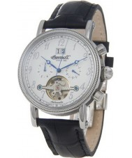 Ingersoll IN1800WH Mens Richmond White Black Watch