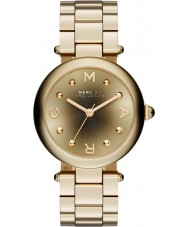 Marc Jacobs MJ3448 Ladies Dotty Gold Plated Steel Bracelet Watch