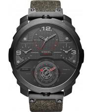 Diesel DZ7358 Mens Machinus Black IP Multifunction Watch