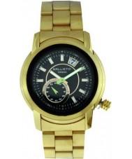 Ballistic BWT105 Mens Tornado Green Gold Watch