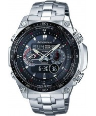 Casio ECW-M300EDB-1AER Mens Edifice Wave Ceptor Solar Powered Watch