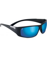 Serengeti 8219 Fasano Black Sunglasses