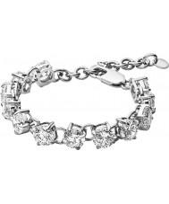 Dyrberg Kern 336851 Ladies Helice Silver Steel Tennis Bracelet