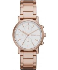 DKNY NY2275 Ladies Soho Rose Gold Watch