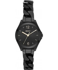 DKNY NY2426 Ladies Parsons Black Steel Bracelet Watch