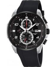 Festina F6841-2 Mens Chronograph Black Rubber Chronograph Watch