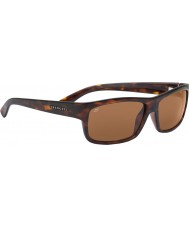 Serengeti Martino Dark Tortoiseshell Polarized Drivers Sunglasses
