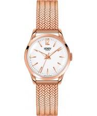 Henry London Ladies Richmond Rose Gold Plated Bracelet Watch
