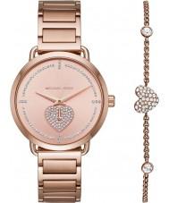 Michael Kors MK3827 Ladies Portia Watch Gift Set