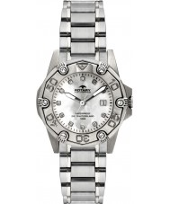 Rotary ALB00031-W-07 Ladies Aquaspeed Steel Watch