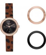 DKNY NY2944 Ladies Sasha Watch and Bezels Gift Set