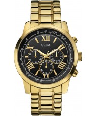 Guess W0379G4 Mens Horizon Gold Plated Chronograph Watch