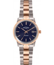 Rotary LB02737-05 Ladies Timepieces Avenger Two Tone Rose Watch
