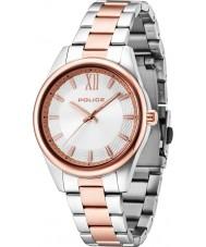 Police 14493MSTR-04M Elegance Two Tone Steel Bracelet Watch