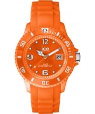 Ice-Watch SI.NOE.U.S.14 Unisex Ice-Forever Trendy Neon Orange Watch