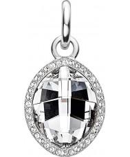 Dyrberg Kern 336362 Ladies Frisia SS Crystal Pendant