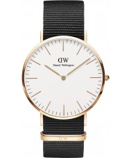 Daniel Wellington DW00100257 Mens Classic Cornwall 40mm Watch