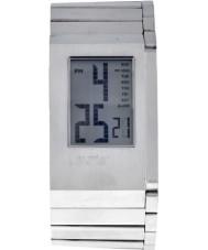 Levis L009GUCHSC Unisex Digital Display Stainless Steel Bracelet Watch