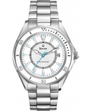 Bulova 96M123 Ladies Precisionist Silver Steel Bracelet Watch