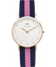 Daniel Wellington DW00100065 Ladies Classy Winchester 26mm Rose Gold Watch