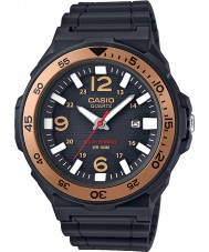 Casio MRW-S310H-9BVEF Mens Collection Solar Powered Black Resin Strap Watch