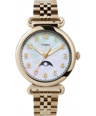 Timex TW2T89500 Ladies Heritage Watch
