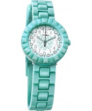 Flik Flak FCSP022 Girls Stellquoise Turquoise Watch