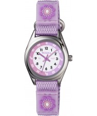 Tikkers TK0120 Girls Time Teacher Watch